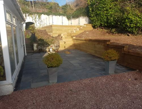 Landscaping, Largs